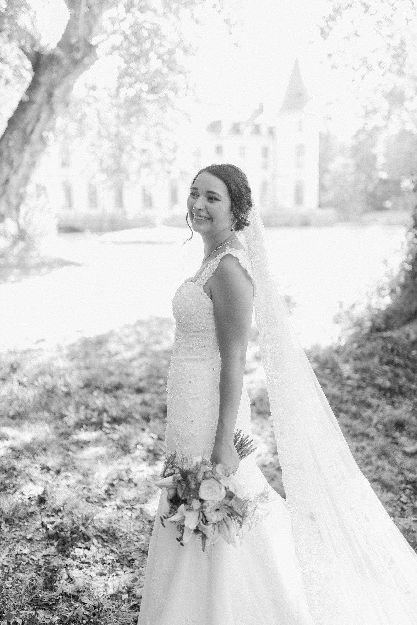 photos mariage château d'Ermenonville photographe paris fontainebleau