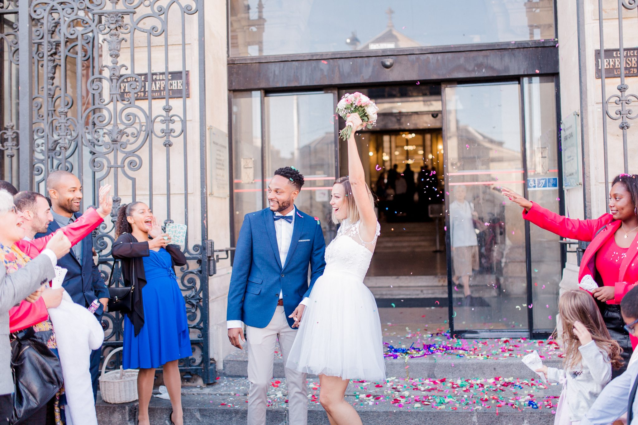 photos mariage paris mairie 18e photographe fontainebleau